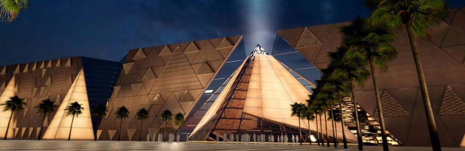 PMWeb Case Study - Grand Egyptian Museum