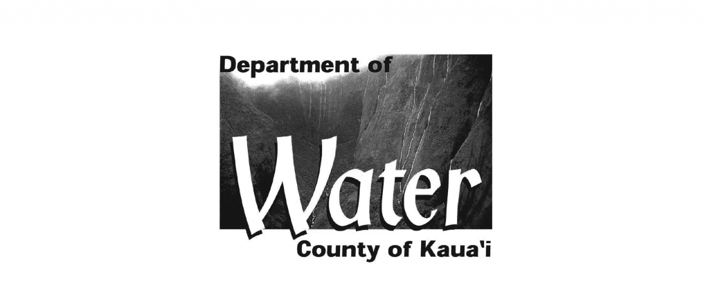 PMWeb Notable Clients - County of Kaua's Department of Water