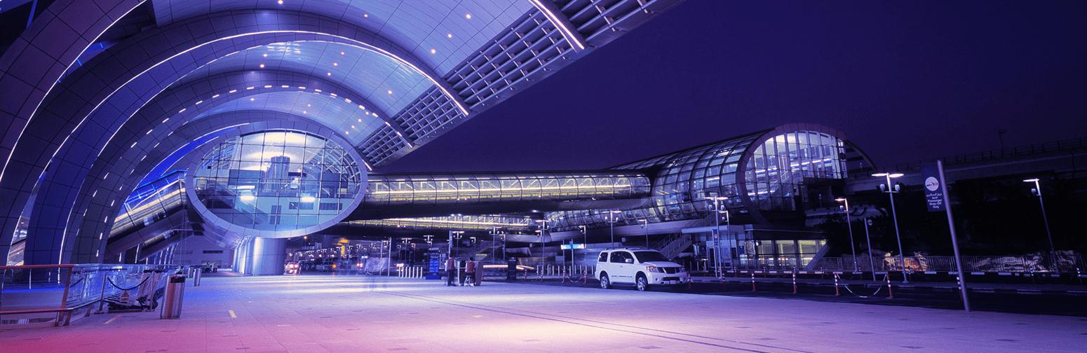 PMWeb Case Study - Dubai Airport
