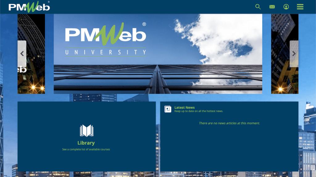 PMWeb University