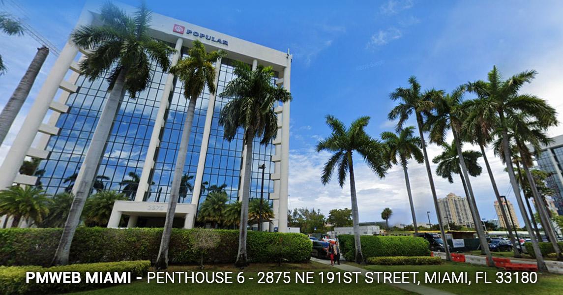 PMWeb Announces Miami, FL Expansion